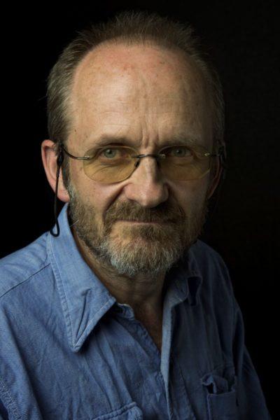 Portrett Geir Flatabø