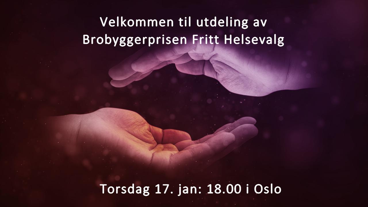 Bilde Brobyggerprisen 2018